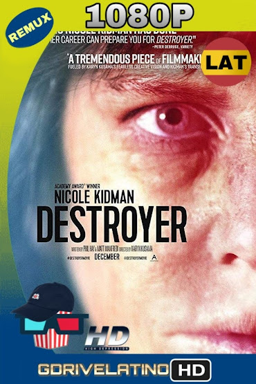 Destroyer: Una Mujer Herida (2018) BDRemux 1080p Latino-Ingles MKV