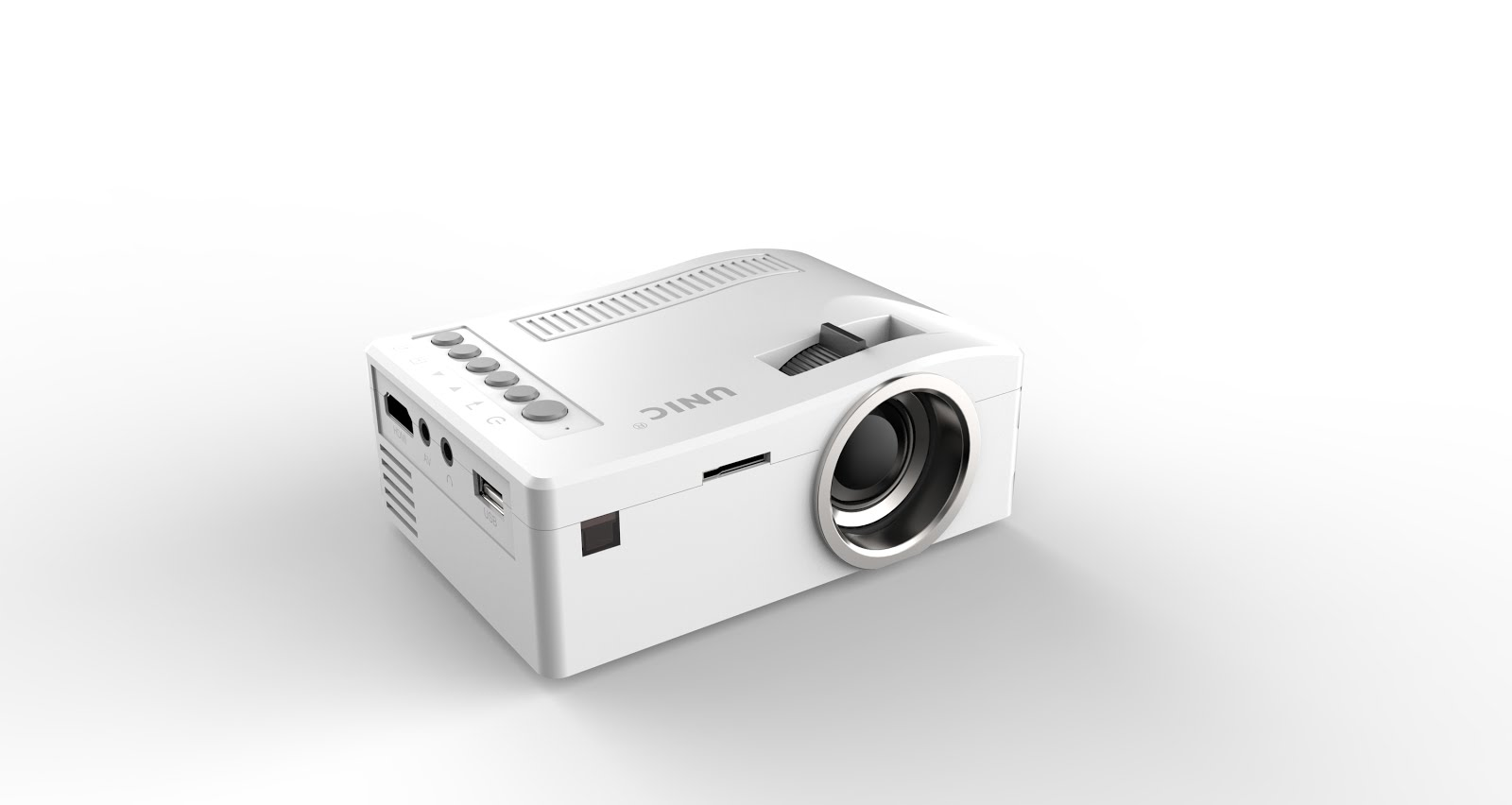 MINI PROJECTOR  UC18 (ALL IN 1 ) 1,990 B