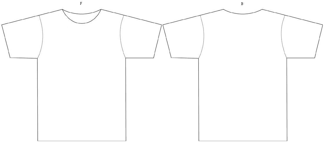 blank t shirt template photoshop joy studio design gallery best ...
