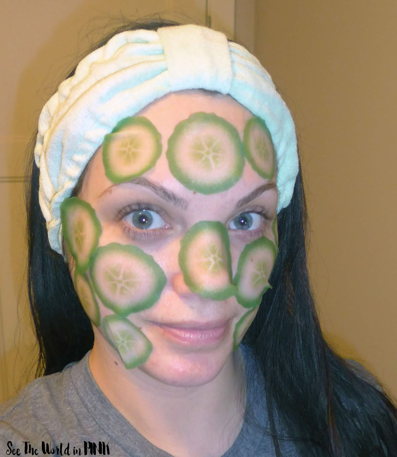 Kocostar Sliced Cucumber Mask