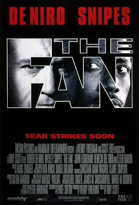 Sinopsis film The Fan (1996)