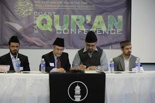 Seminar Alquran oleh Ahmadiyah
