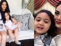 Inilah Penampilan Anak KD, Nia Ramadhani, Dian Sastro dan Ayu Ting Ting Saat Rayakan Hari Kartini, Netizen: Gak Punya Hati Yang Coret Muka Bilqis