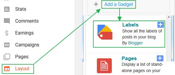 구글 블로그 사용법: 반응형 테마 라벨 가젯 꾸미기 -  Show More / Less 버튼, 배경 색상 폰트 테두리 ...
