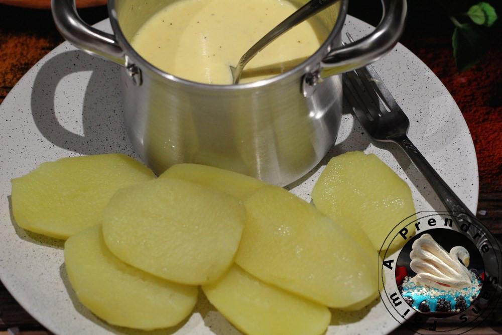 Pomme de terre au roncin