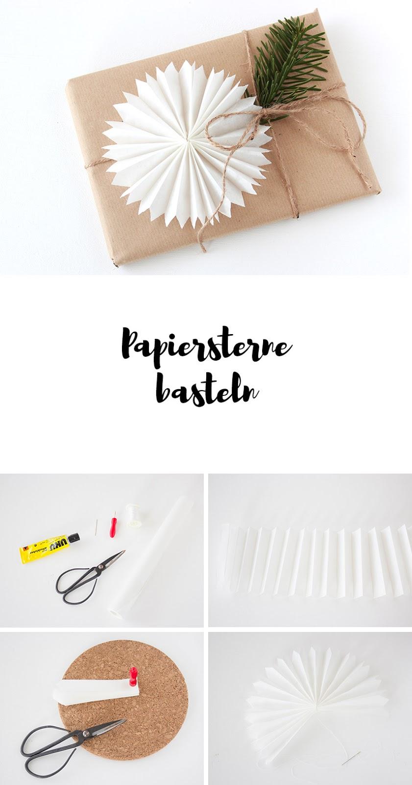 ars textura diy und foodblog 10 papiersterne die perfekte low budget dekoration. Black Bedroom Furniture Sets. Home Design Ideas