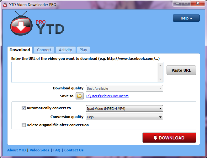 Youtube Video Downloader Pro 4.8.4.0