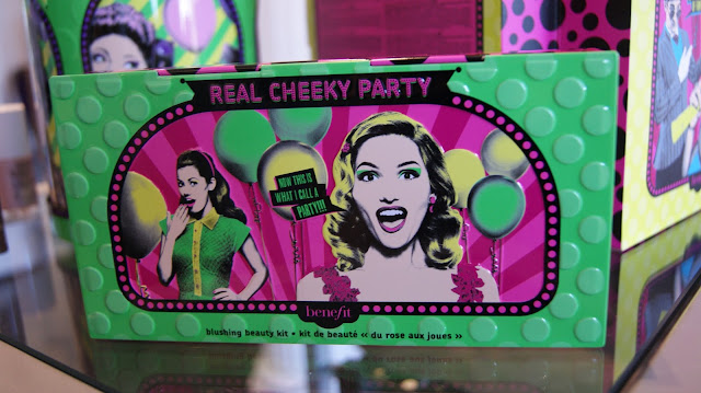 Benefit Cosmetics Real Cheeky Party
