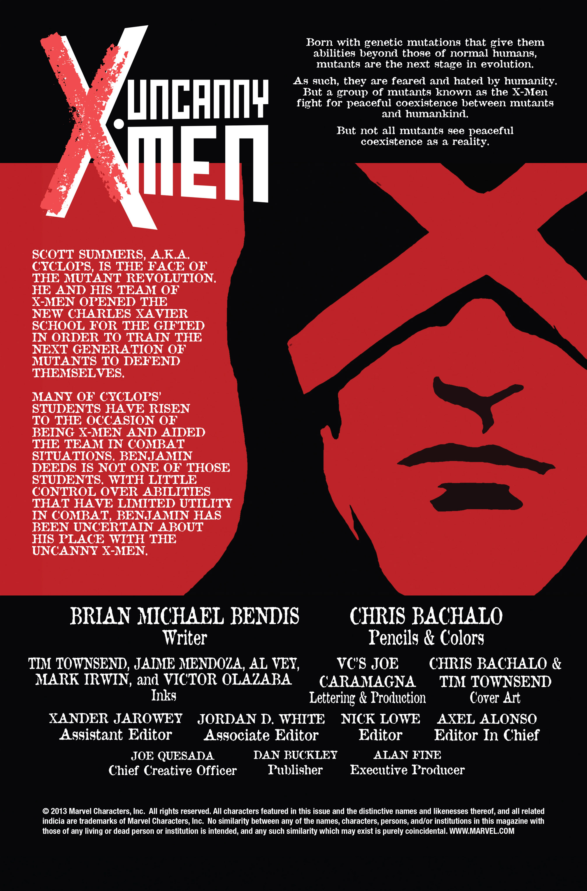 Read online Uncanny X-Men (2013) comic -  Issue # _TPB 3 - The Good, The Bad, The Inhuman - 4