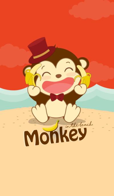 Monkey Casnova. (Red ver.)