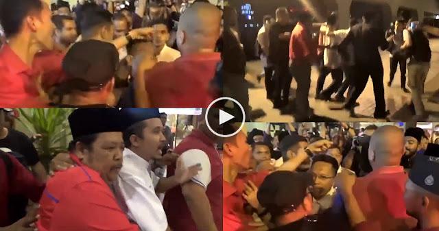 Kecoh Di PWTC, Pemuda UMNO Minta Najib, Pihak Atasan Undur Diri