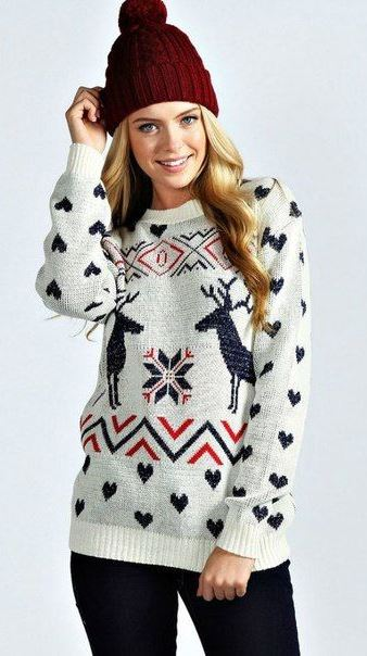 cool christmas sweater