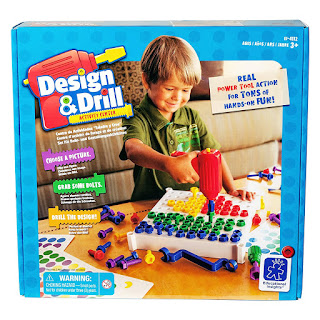 kids drill activity center