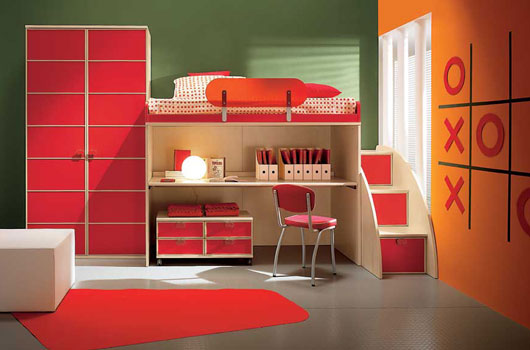 Ideas For Children S Bedroom Furniture