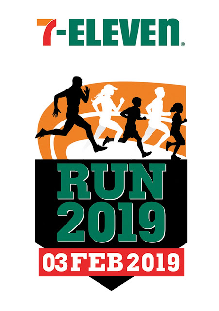 711 Run 2019 logo