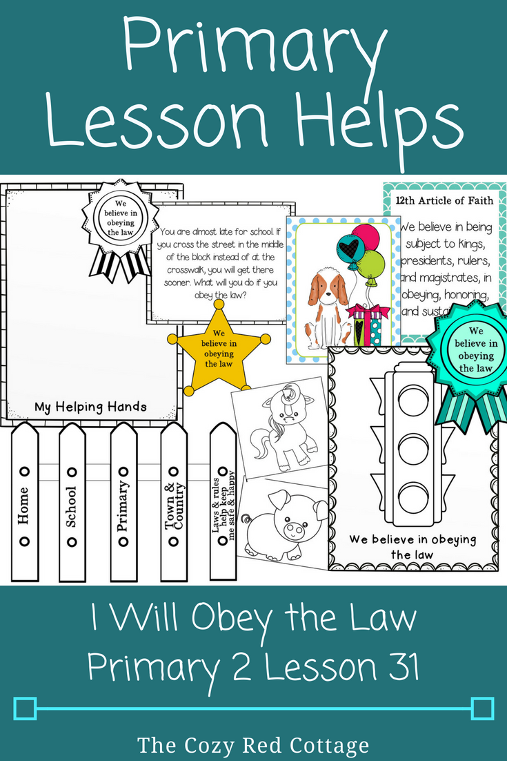 best Lds Family Home Evening Lessons On Obedience image collection