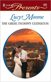 Review: The Greek Tycoon's Ultimatum by Lucy Monroe