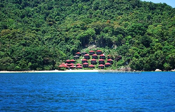 Visit Perhentian Island