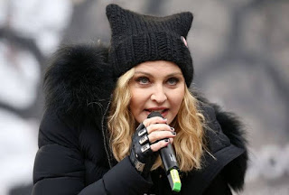 Madonna women's March on Washington