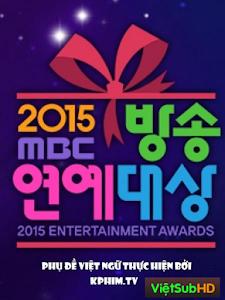Lễ Trao Giải MBC 2015