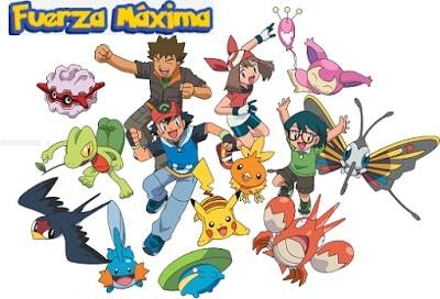 Pokemon - Temporada 6 - Fuerza Máxima Latino