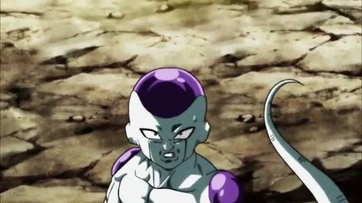Whis revives Frieza