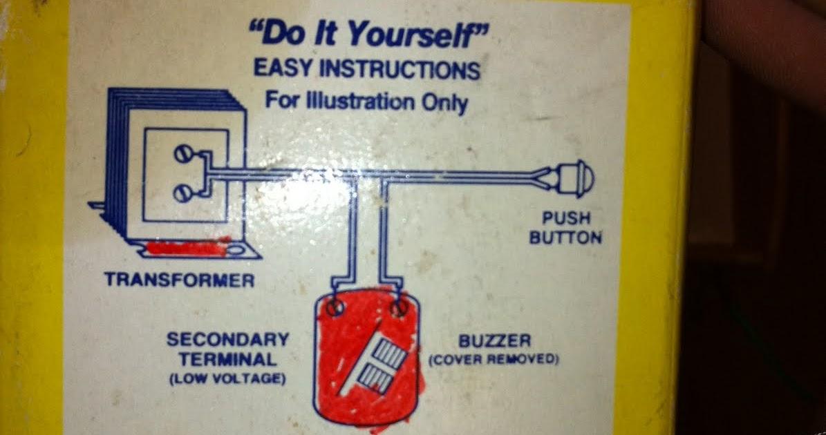 Gen3 Electric 215 3525963 How To Wire A Doorbell