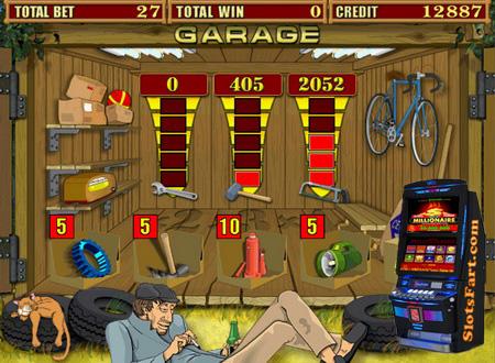 Бесплатно и без регистрации игровые автоматы: Игровой автомат Гараж  бесплатно на Besplatnoigrovamtomati