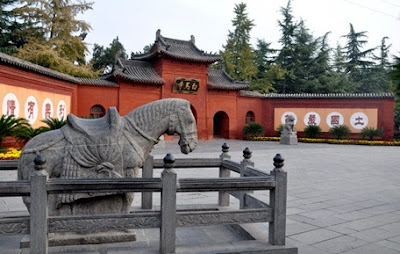 วัดม้าขาว (White Horse Temple) @ Lifeofchina.com