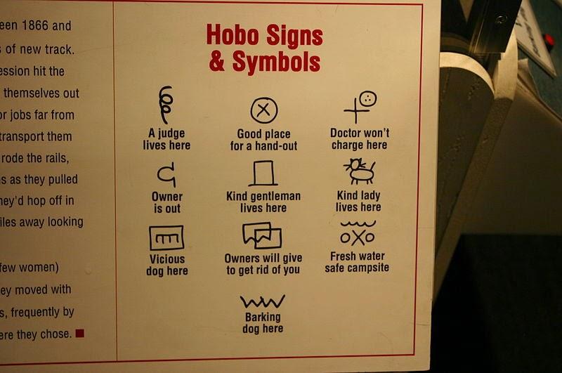 Hoboglyphs