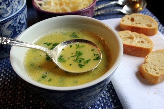 garlic, garlic soup