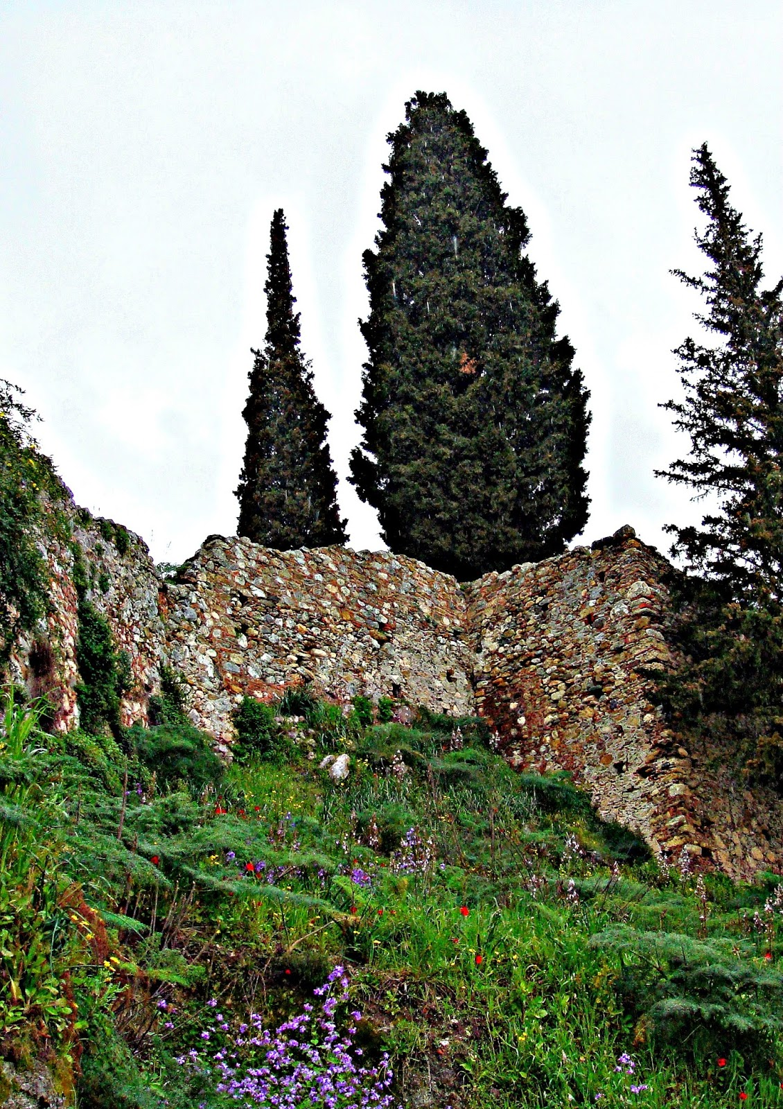 Ancient Mistras