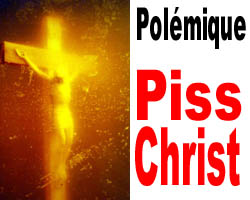 piss christ essay Andres serrano's piss christ has been destroyed by christian protesters in avignon, france, after weeks of protests when new york artist andres serrano plunged a plastic crucifix into a glass of.