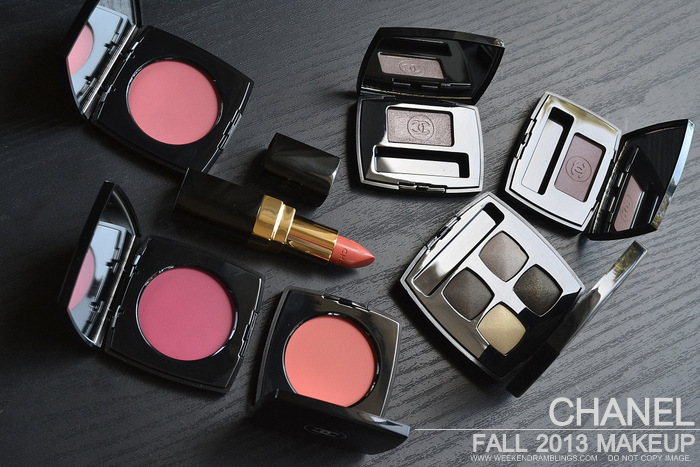 Chanel Superstition Fall 2013 Makeup Collection - Photos Swatches