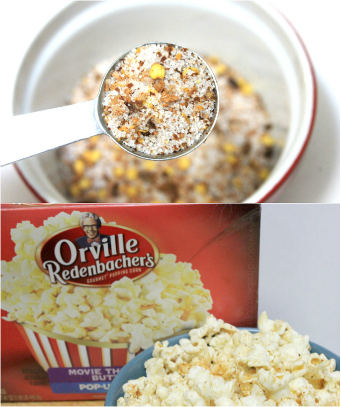 Sweet Chili Popcorn Seasoning Recipe