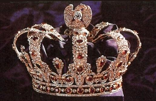 Official And Historic Crowns Of The World And Their Locations