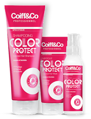 Shampooing Color Protect - Specifique - Coiff&Co Professionnel