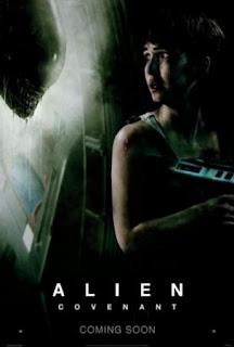 Film Alien: Covenant 2017 (Hollywood)