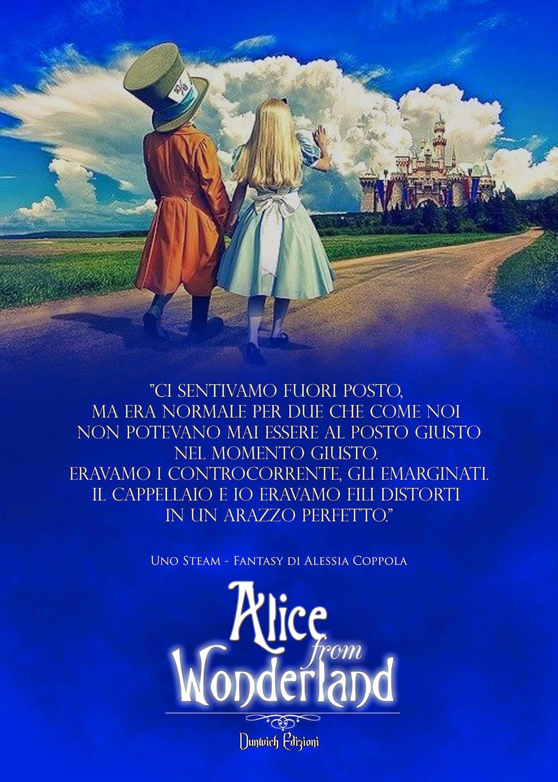 Frasi Da Alice In Wonderland