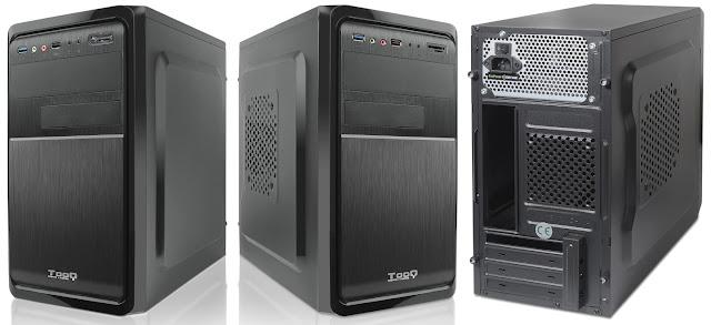 Tres configuraciones PC de sobremesa por 600 euros