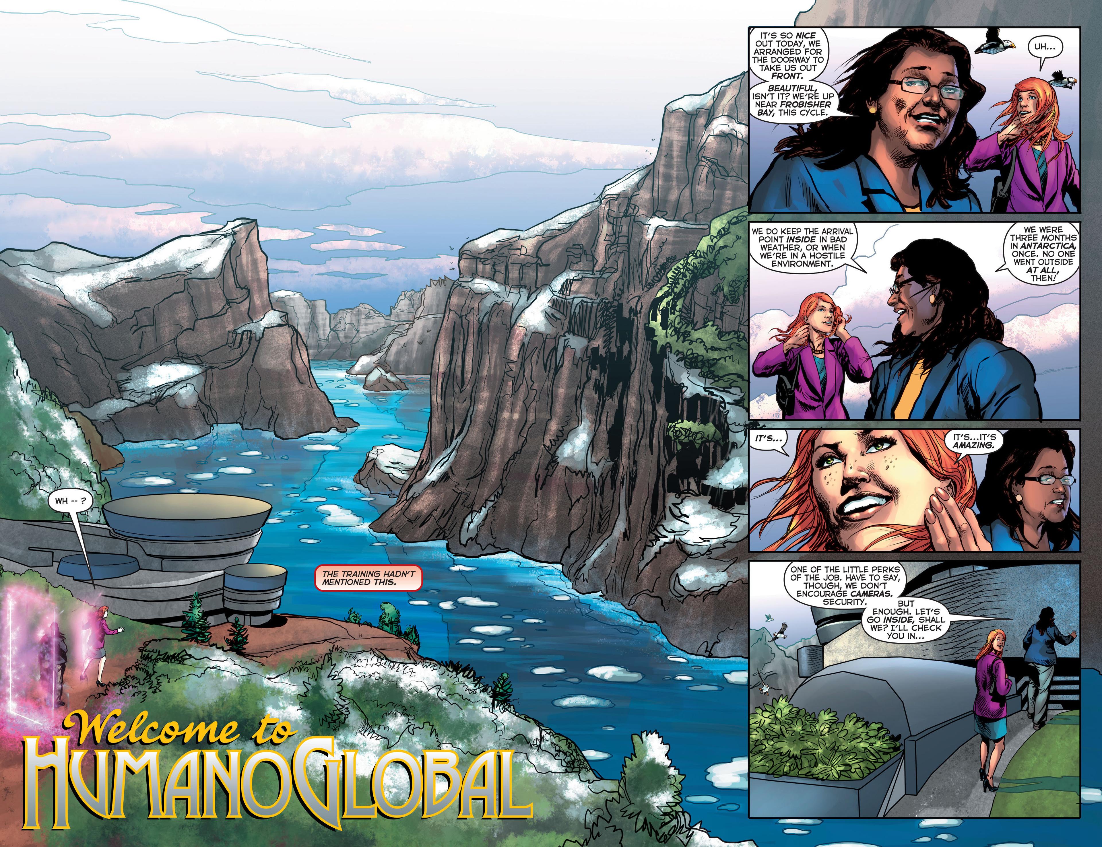 Read online Astro City comic -  Issue #2 - 3