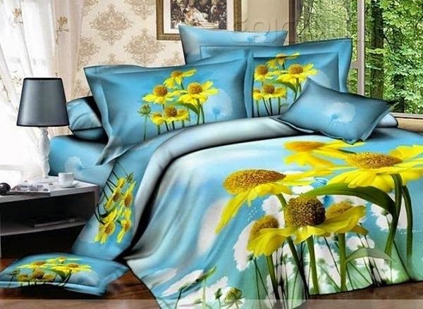 Flowers Bed Covers 3