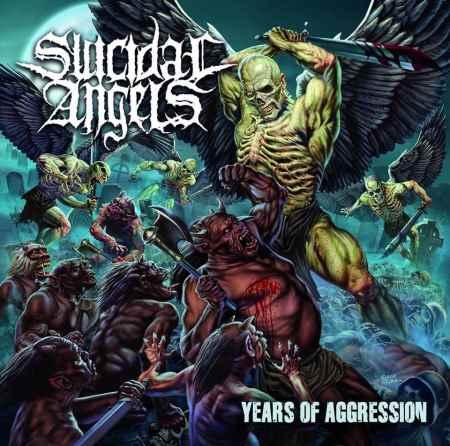 SUICIDAL ANGELS: Όλες οι λεπτομέρειες του επερχόμενου άλμπουμ