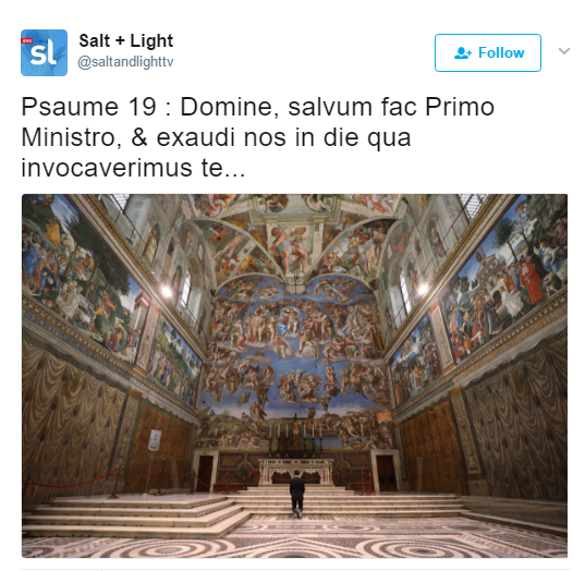 TORONTO CATHOLIC WITNESS: Fr. Thomas Rosica's Salt And