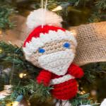 http://www.redheart.com/free-patterns/amigurumi-santa-ornaments
