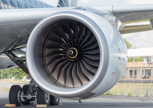 Airbus A350-1000 XWB engines