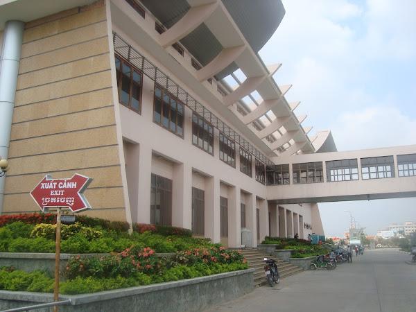 Paso fronterizo Moc Bai - Vietnam y Camboya