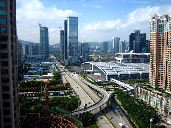 مدينة كوانزو الصينية