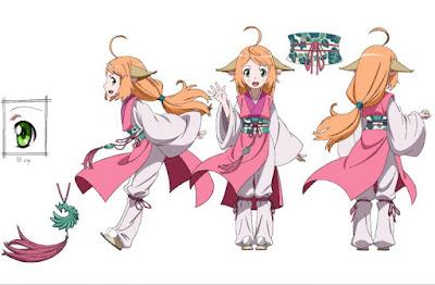 Kana Asumi como Tosan Suusu.