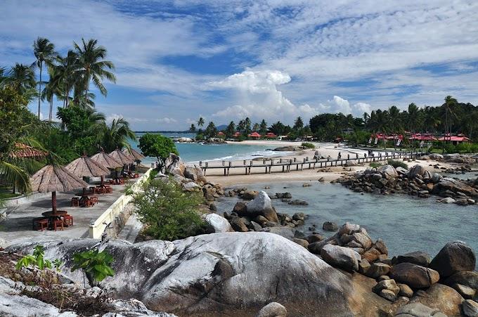 Wisata Pantai Parai Tenggiri – Bangka Belitung